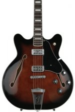 Fender Coronado Special Edition - Bing Cherry Trans with Maple Rosewood Fingerboard