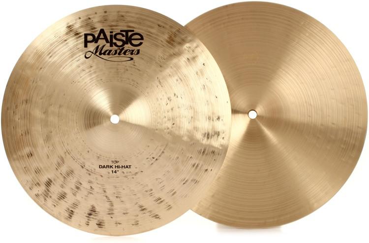 Paiste Masters Series Dark Hi-hats - 14