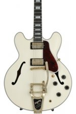 Gibson Memphis ES-355 Bigsby - Classic White, VOS Finish