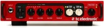 TC Electronic BH550 550-watt Compact Bass Head