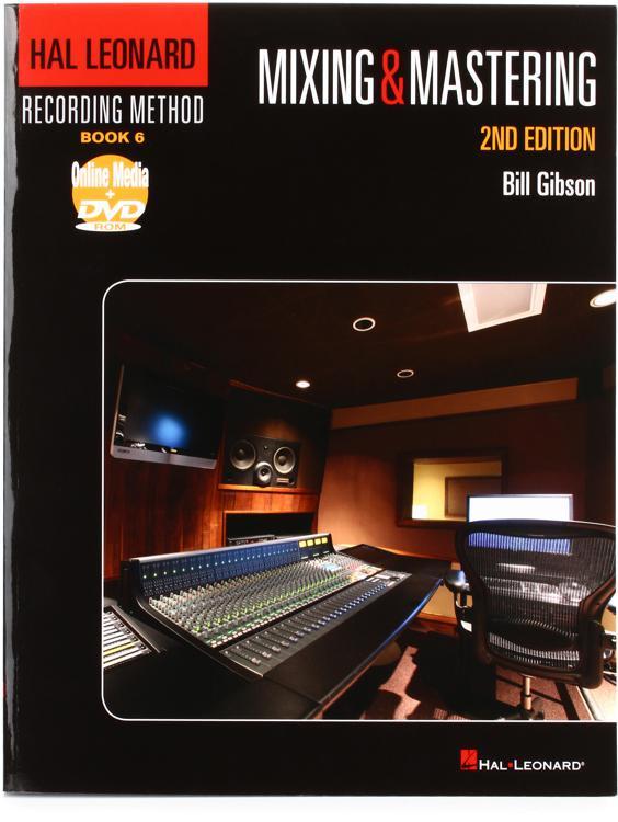 Hal Leonard Recording Method: Book Six - Mixing & Mastering - Volume 6 image 1
