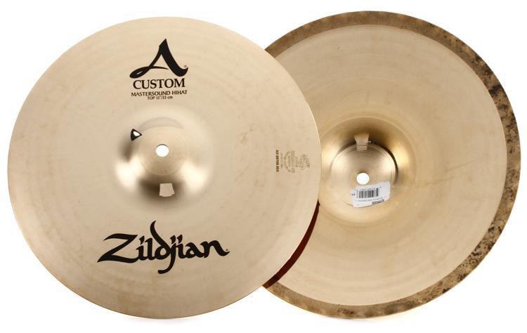 Zildjian A Custom Mastersound Hi-hats - 13
