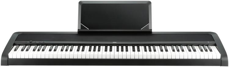 Korg B1 Digital Piano - Black image 1