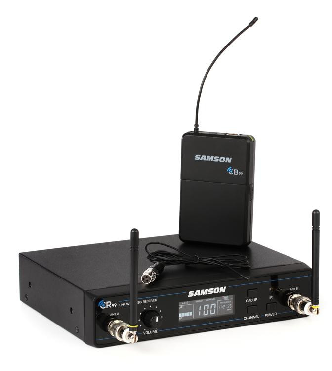 Samson Concert 99 Presentation Wireless System - K Band image 1