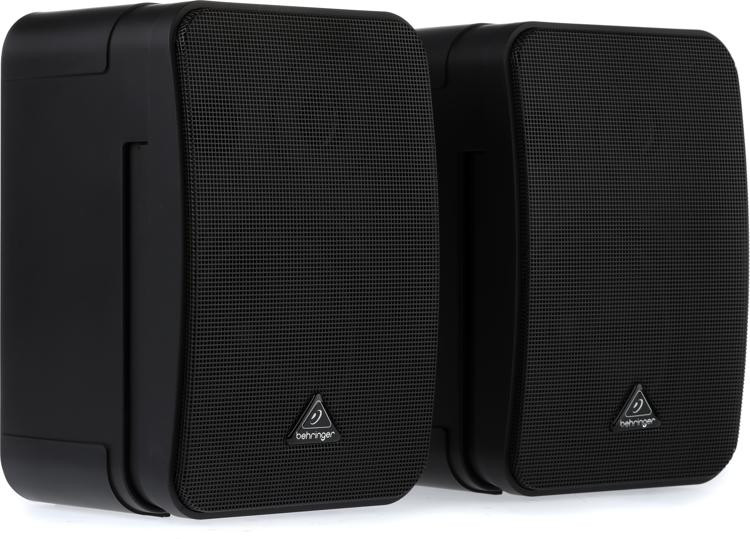 Behringer Monitor Speakers 1C-BK - Black image 1