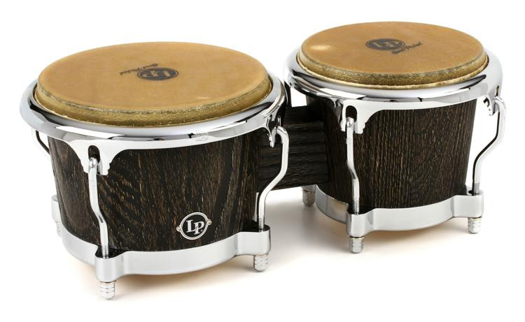 Latin Percussion Uptown Series Bongos - Sculpted Ash image 1