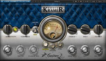 Waves Eddie Kramer Guitar Channel Plug-in image 1
