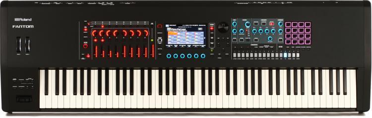 FANTOM-8 Music Workstation Keyboard