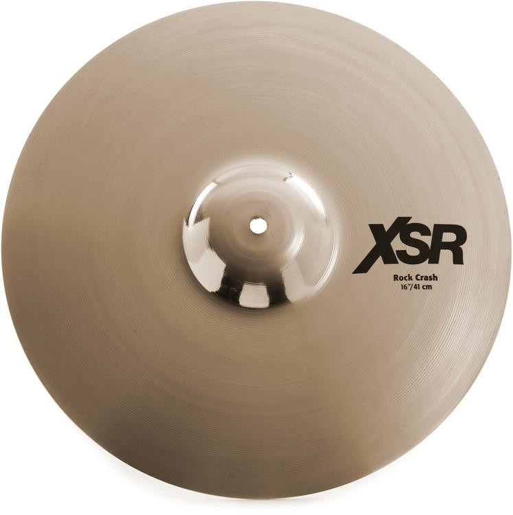 Sabian XSR Rock Crash - 16