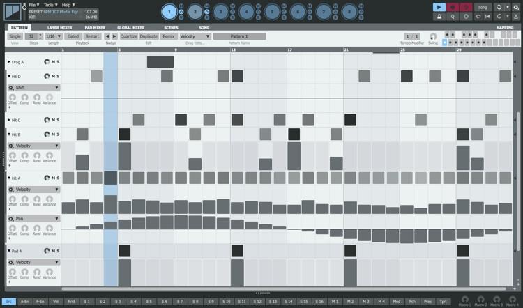 FXpansion Geist2 Beat Production System image 1