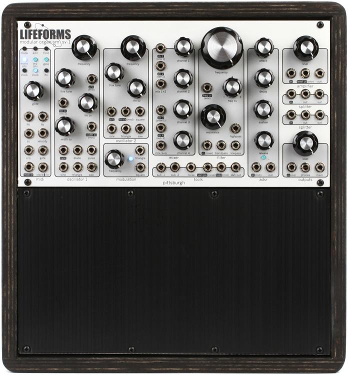 Pittsburgh Modular Lifeforms System 101 Modular Synthesizer image 1