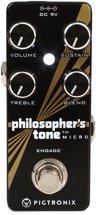 Pigtronix Philosopher's Tone Micro Compressor / Sustain Pedal