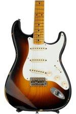 Fender Custom Shop 1956 Stratocaster Heavy Relic - 2- color Sunburst