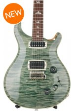 PRS 408 Figured Top - Trampas Green with Pattern Neck