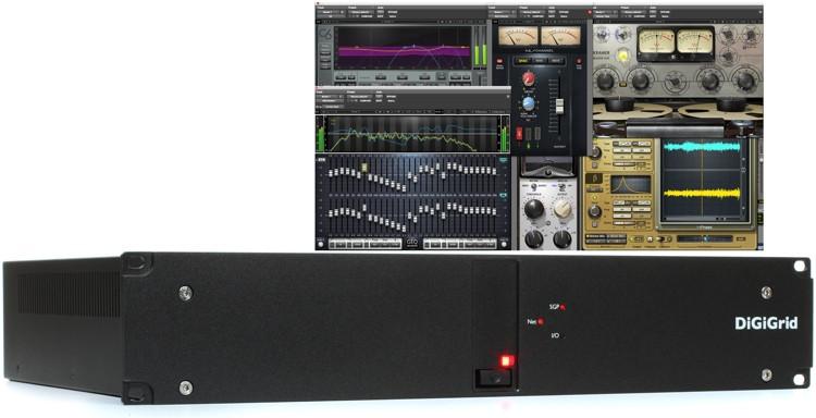 DLS/Waves Mercury SoundGrid Bundle