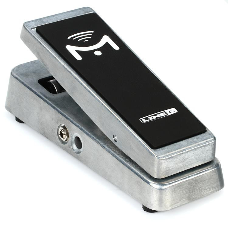 Mission Engineering Inc EP1-L6 Expression Pedal for Line 6 Product - Metal Finish image 1