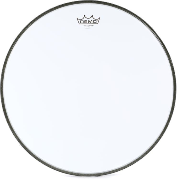 Remo Ambassador Bass Drum Head - 18