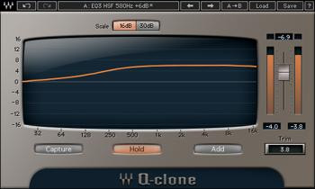 Waves Q-Clone Plug-in image 1