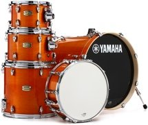 Yamaha Stage Custom Birch 5-piece Shell Pack - Honey Amber - 20
