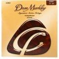 Dean Markley 2002 VintageBronze 85/15 Bronze Light Acoustic Strings