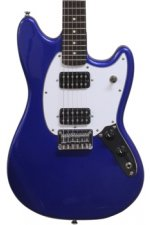 Squier Bullet Mustang HH - Imperial Blue