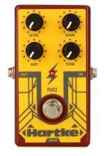 Hartke HF44 Bass Fuzz Pedal