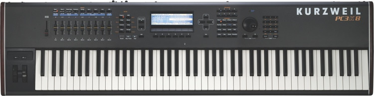 Kurzweil PC3K8 88-key Synthesizer Workstation image 1