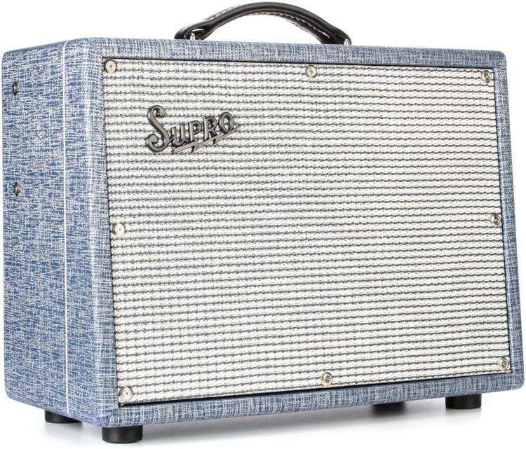 Supro 1622RT Tremo-Verb 25-watt 1x10