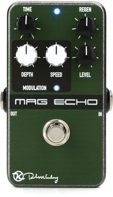 Keeley Magnetic Echo Tape Style Digital Delay image 1