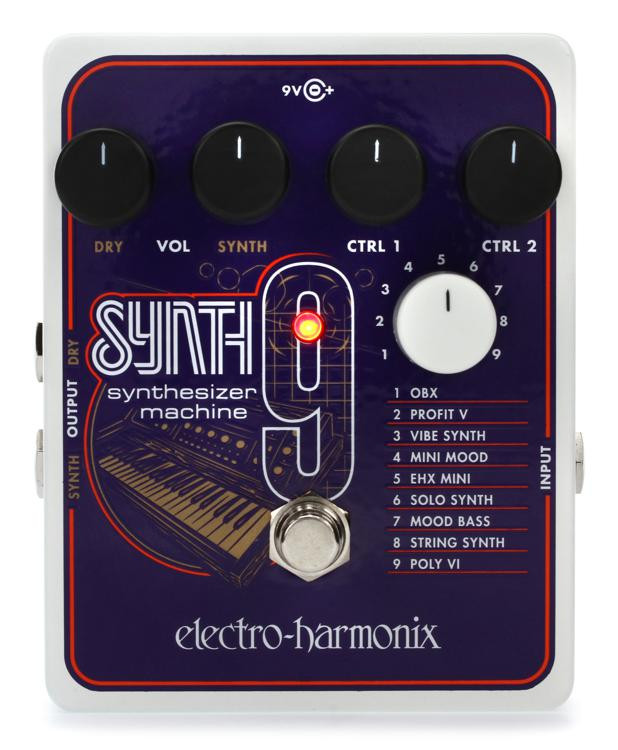 Electro-Harmonix Synth 9 Synthesizer Machine image 1