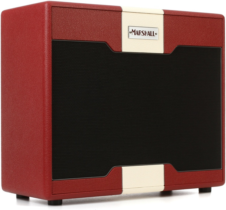 marshall astoria custom 75 watt 1x12 extension cabinet sweetwater. Black Bedroom Furniture Sets. Home Design Ideas