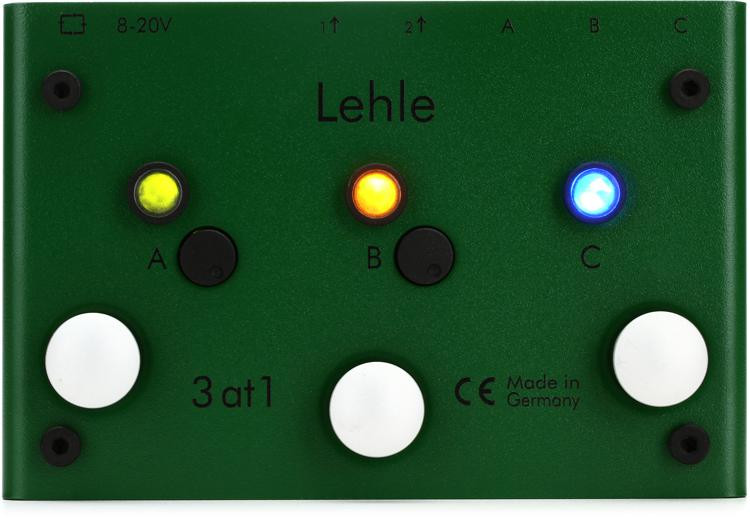 Lehle 3at1 SGoS Instrument Switcher image 1