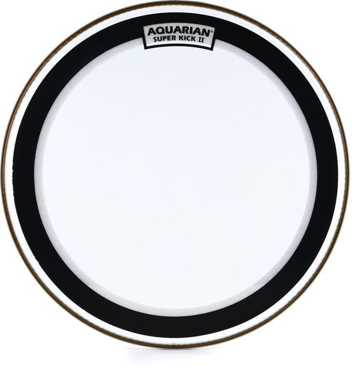 Aquarian Drumheads Superkick II Bass Drum Head - 20