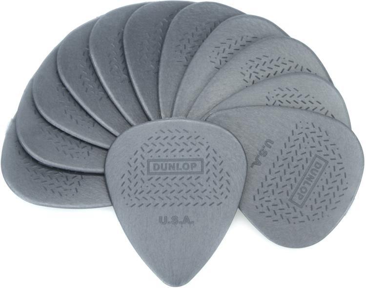 Dunlop 449P.60 Nylon Max-Grip Standard .60mm Guitar Picks 12-Pack image 1