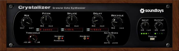 Soundtoys Crystallizer Plug-in image 1