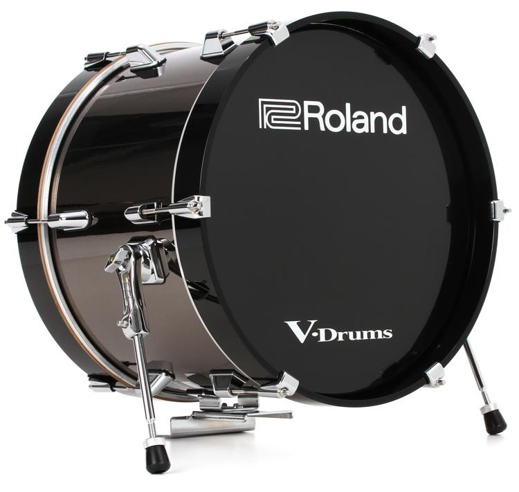 roland kd 180 electronic bass drum 18 sweetwater. Black Bedroom Furniture Sets. Home Design Ideas