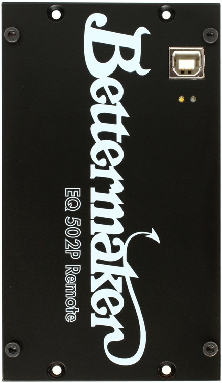 Bettermaker EQ502P Remote image 1