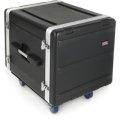 Gator GRC-BASE-10 - 10U Rack Base w/ casters, for Console Audio Racks
