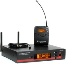 Sennheiser EW 112 G3 Wireless Lavalier System - A Band
