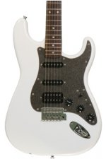 Squier Affinity Stratocaster HSS - Olympic White with Rosewood Fingerboard