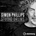 Steinberg Simon Phillips Studio Drums for Groove Agent