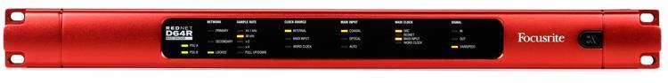 Focusrite RedNet D64R Dante to MADI interface image 1