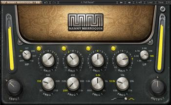 Waves Manny Marroquin EQ Plug-in image 1