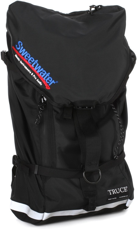 Sweetwater Adventure Bag by Truce Designs - Black image 1