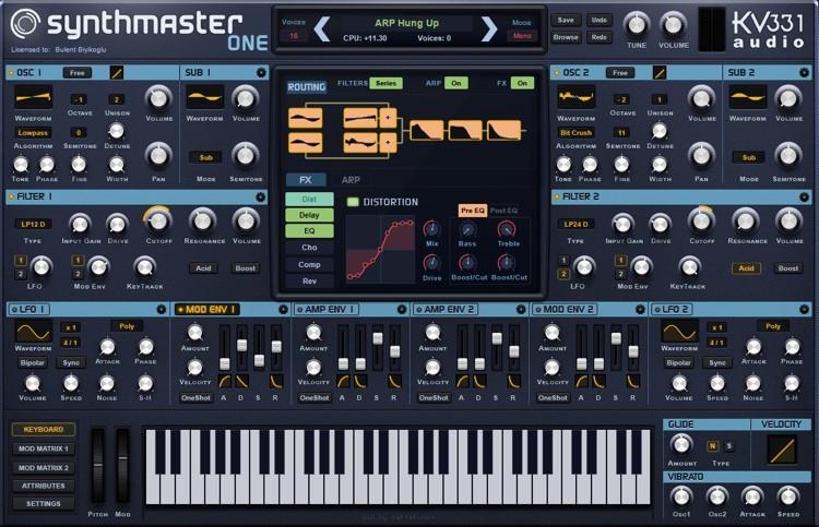 KV331 Audio SynthMaster One image 1