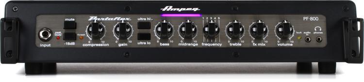 Ampeg PF-800 800-Watt Portaflex Bass Head image 1