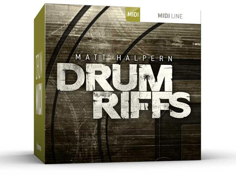 toontrack drum riffs midi pack sweetwater. Black Bedroom Furniture Sets. Home Design Ideas
