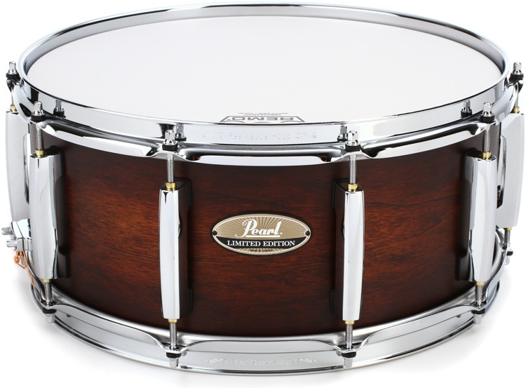 Pearl Limited Edition Wood/Fiberglass Snare Drum - 6.5