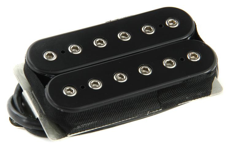 DiMarzio Gravity Storm Neck Humbucker Pickup - Black image 1