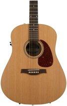 Seagull Guitars S6 Cedar Slim QI - Natural